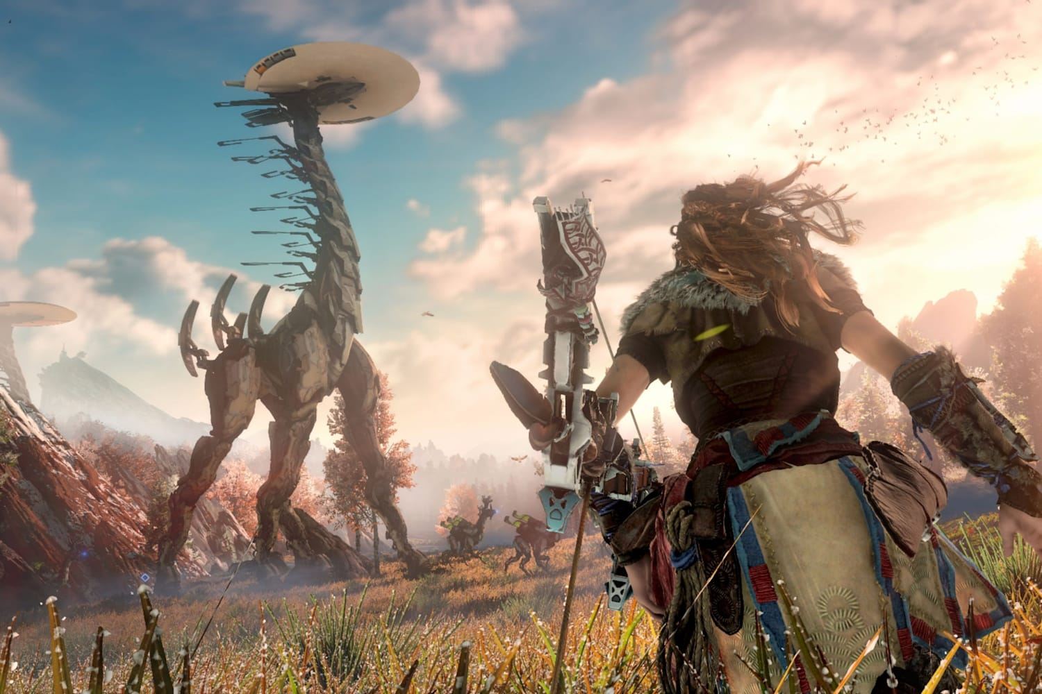 8 essential tips to know before starting Horizon Zero Dawn on PC - Red Bull