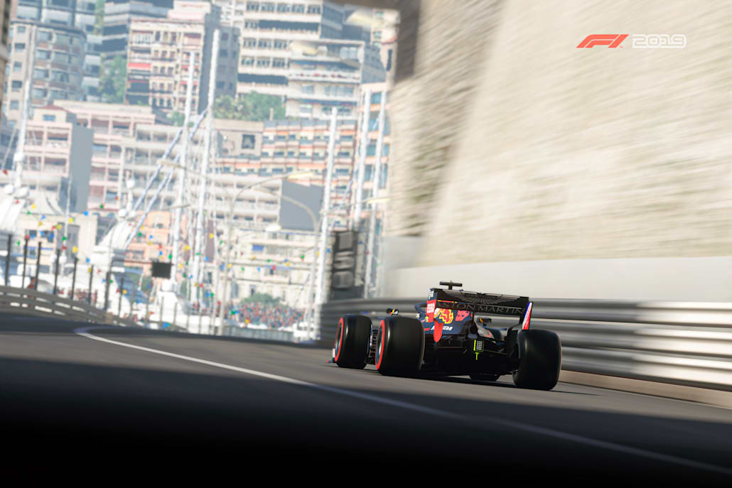 Kai Lenny On Track Virtually In Monaco