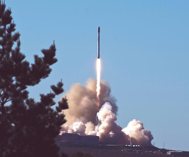 Lançamanto do SpaceX