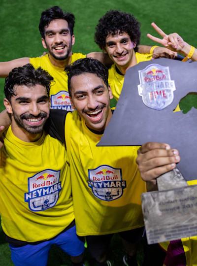 Red Bull Neymar Jr's Five 2021 Kuwait Return!