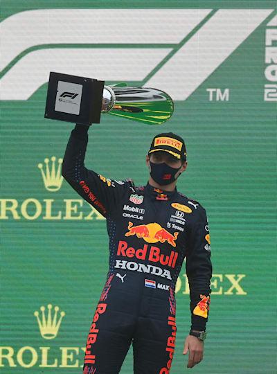 Das war Verstappens sechster Saison-Sieg.