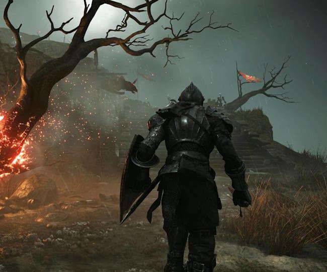 Auch ohne Speedrun bereits ein forderndes Spiel: Demon's Souls