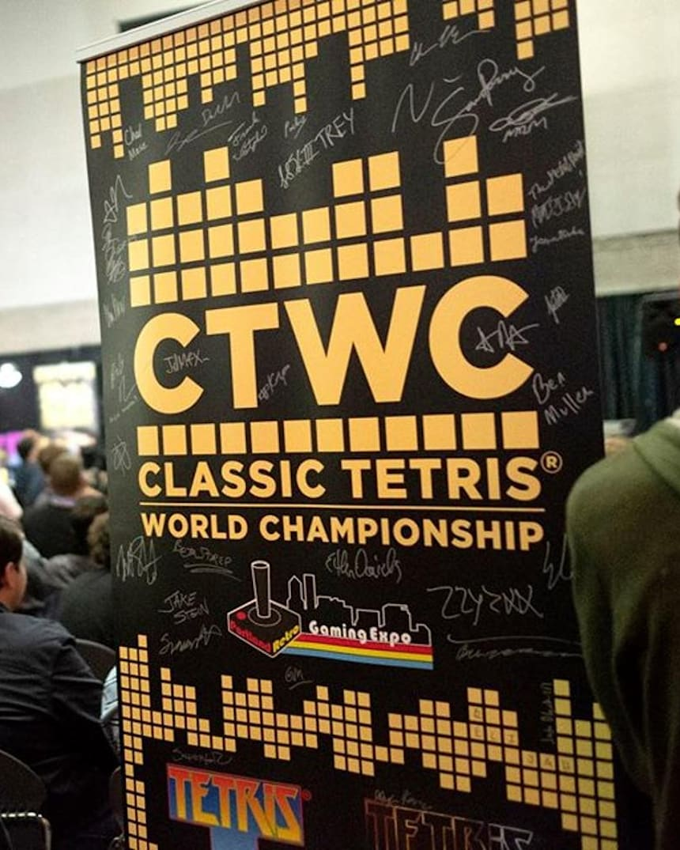 Classic Tetris World Championship How It Became Esport