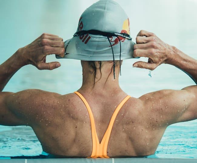 Verbrand die calorieën in het zwembad