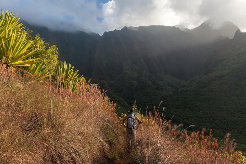Le Kalalau trail est dans les top des meilleures randonnées d'un jour.