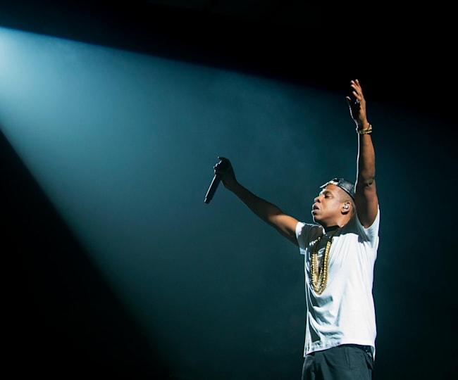 Jay Z in London