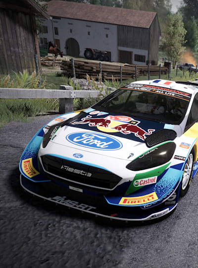 WRC 10 is coming soon