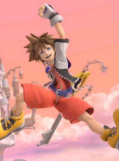 Sora débarque sur Super Smash Bros Ultimate!