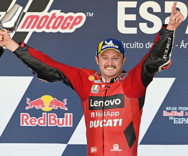 Jack Miller pobijedio u Španjolskoj!