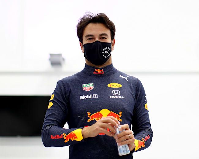 Ο Sergio Perez