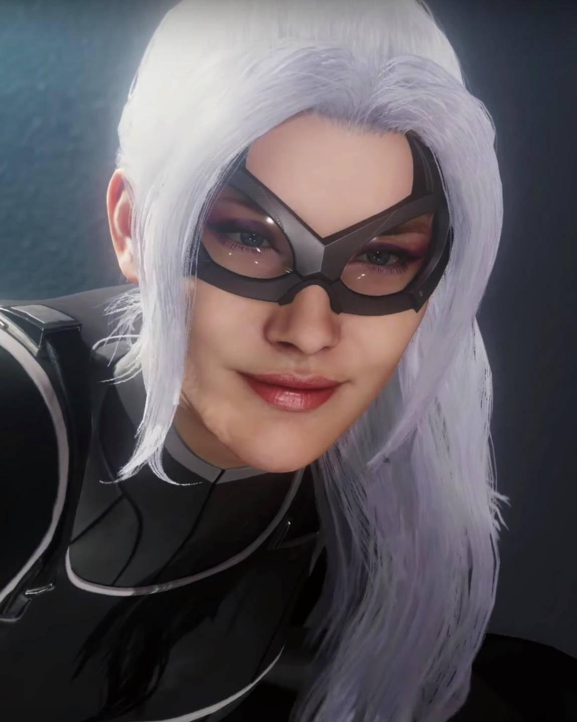 Amy Johnston spider-man black cat dlc: meet amy johnston