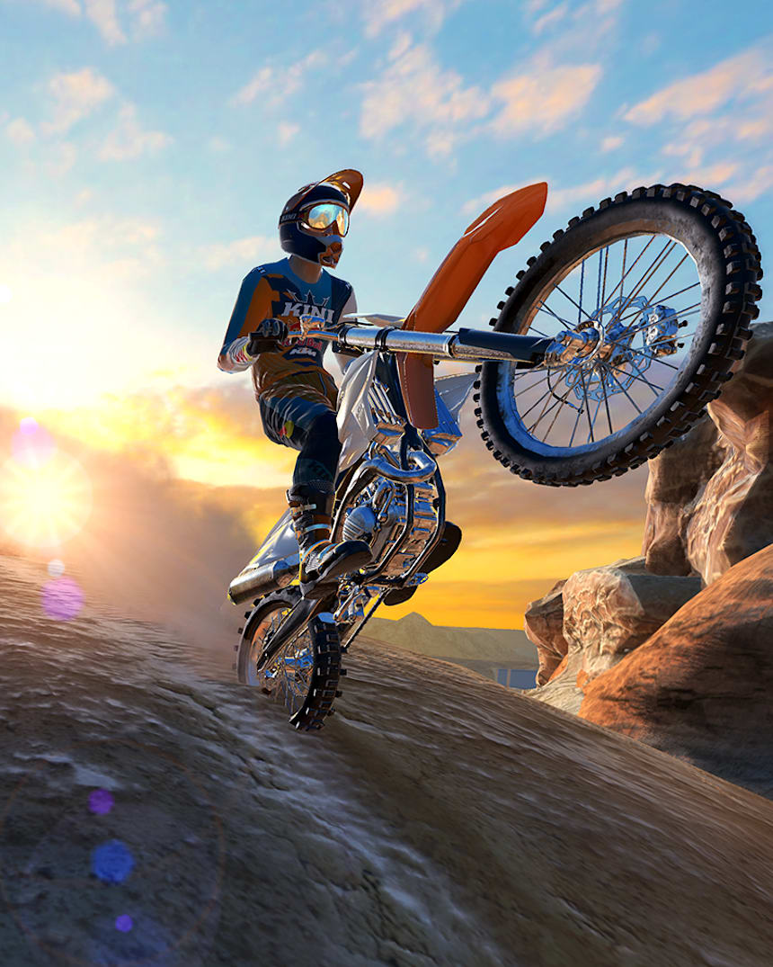 Dirt Bike Unchained Play The New Game For Free