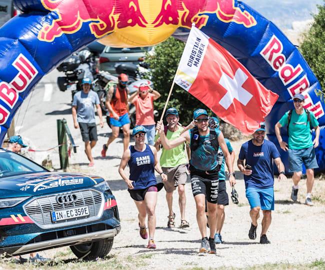 Chrigel Maurer gewinnt Red Bull X-Alps 2019