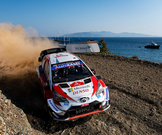 Elfyn Evans trionfa nel Rally di Turchia