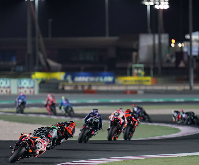 Qatar MotoGP™: Review