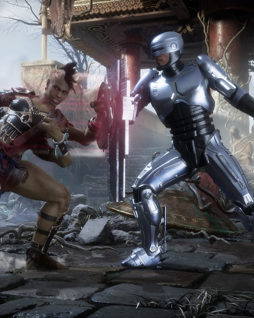 Mortal Kombat 11 Aftermath Patch Note All Changes