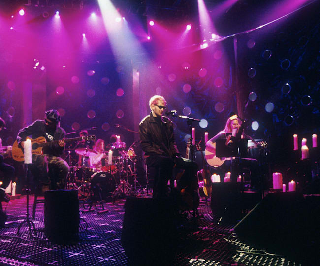 Alice In Chains @ MTV Unplugged