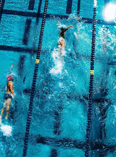 These gym exercises will help yous smash it in the pool