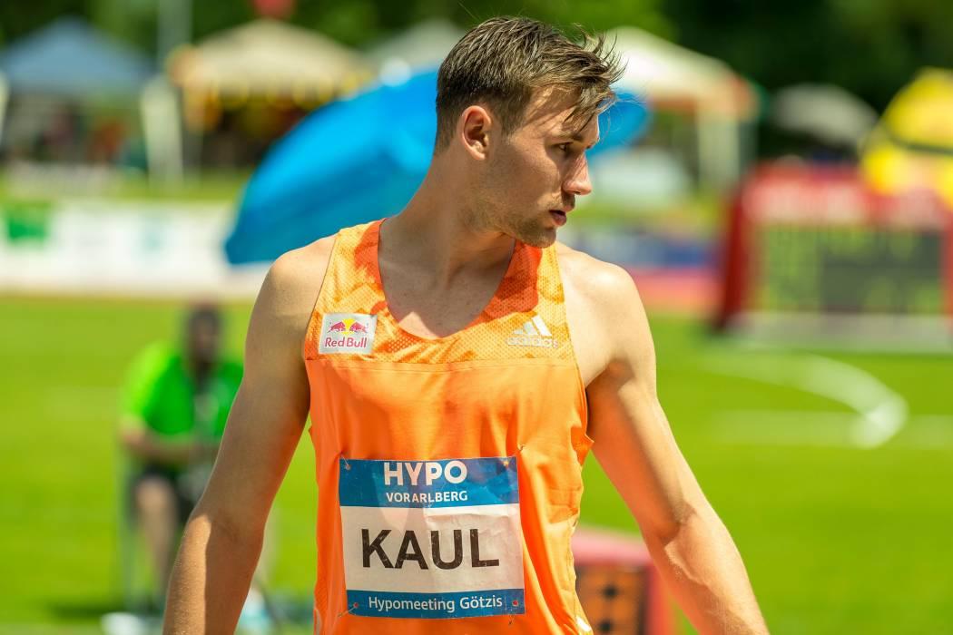 Niklas kaul 1500m
