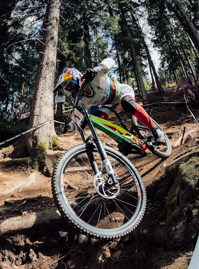 Loic Bruni has all the answers