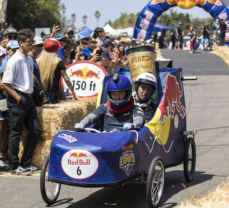 Course Caisse A Savon Calendrier 2022 Caisses à savon | Red Bull