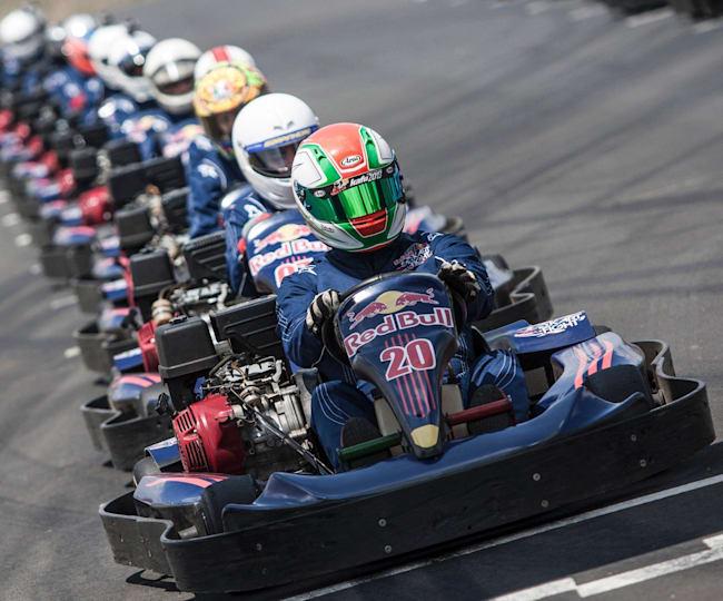 Red Bull Kart Fight 2014