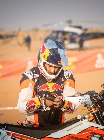 Jaffar & Motocross: An Athlete's Life
