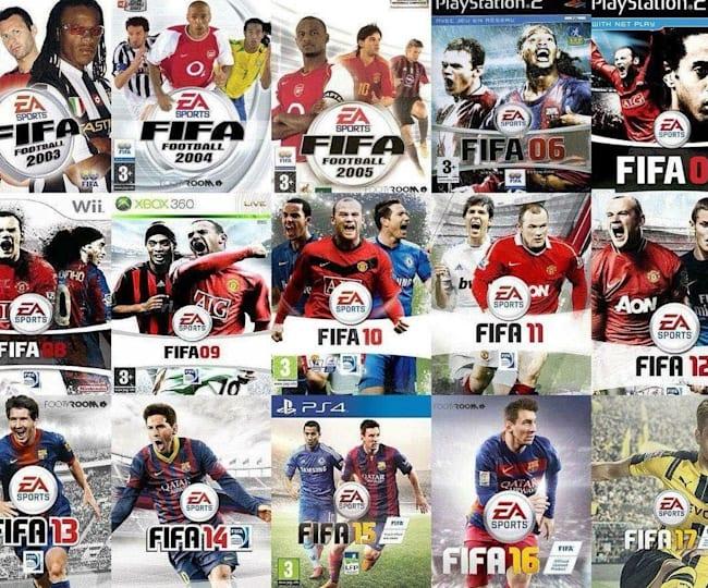 Quanto conosci le copertine di FIFA?