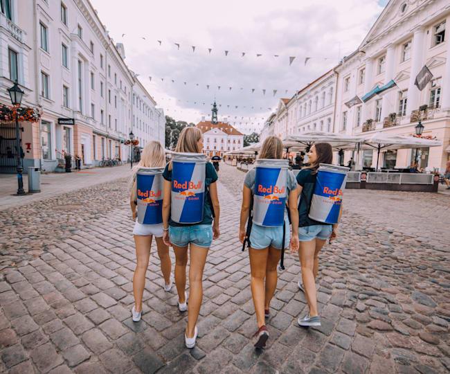 Red Bull Student Marketeer