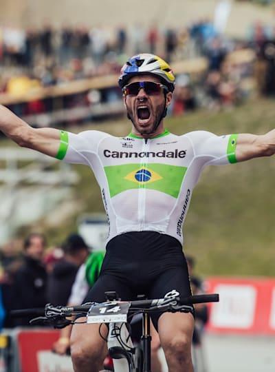 Henrique Avancini venceu o XCC em Lenzerheide, Suíça