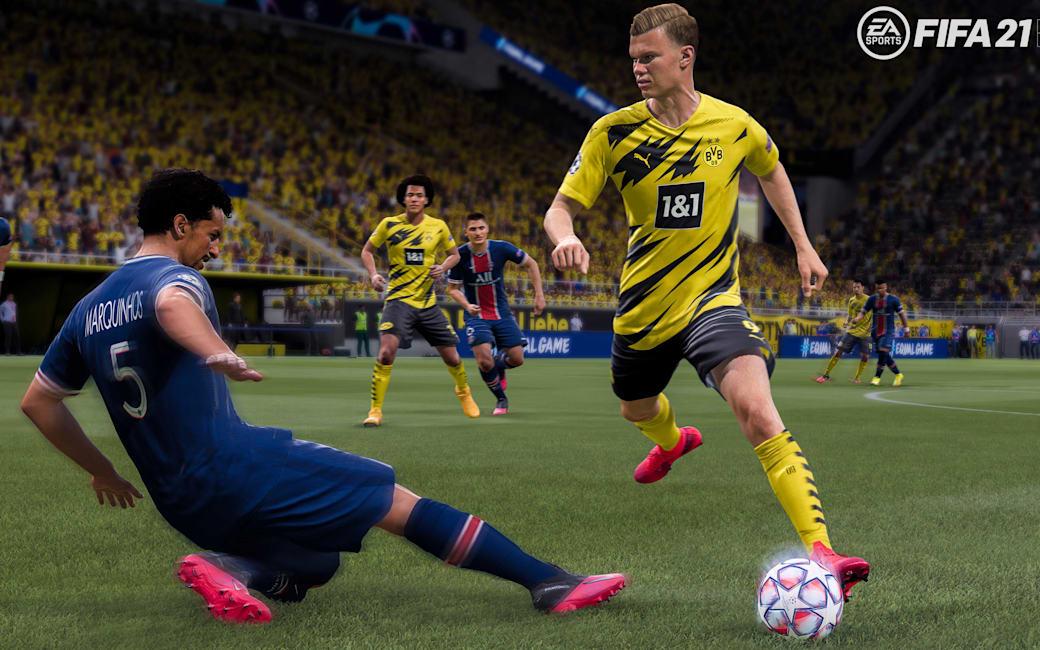FIFA 21: Fecha de lanzamiento, características y precio