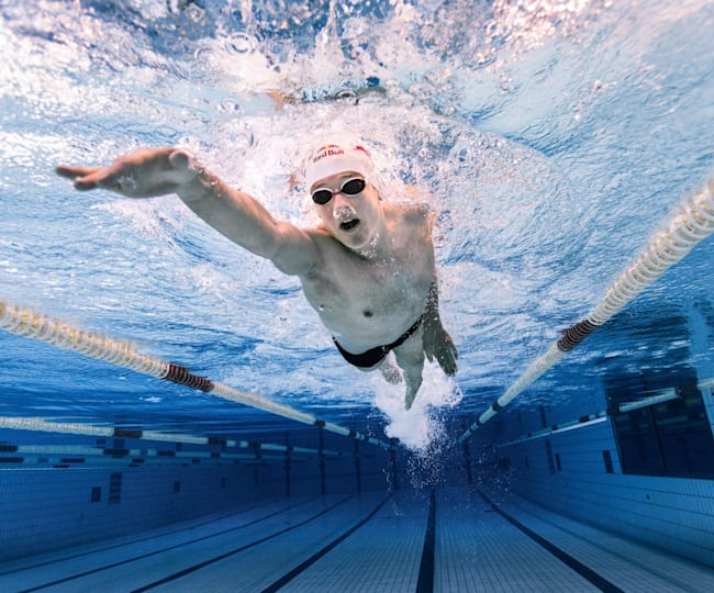 7 reasons to take the plunge and go swimming