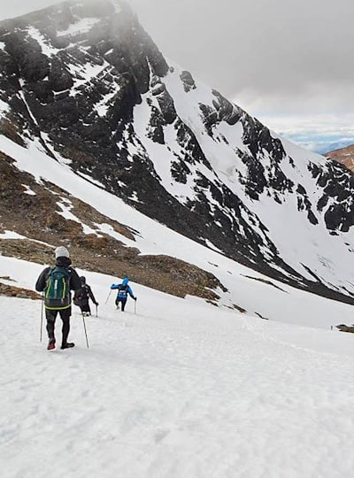 Ultra Fjord is trail running in the extremes