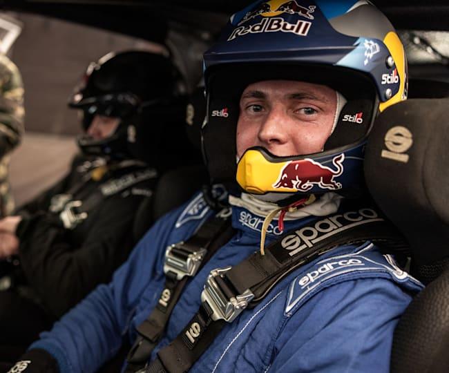 Martin Sinković suvozač WRC zvijezdi Adrienu Fourmauxu