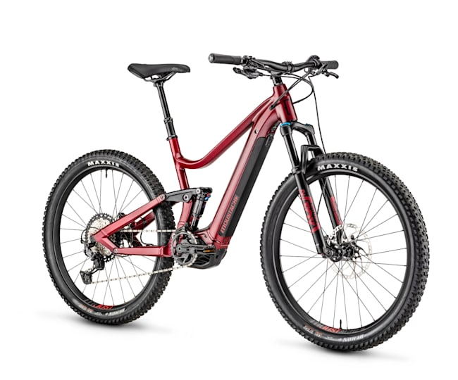 The French brand has been in the eMTB game for a while and it shows