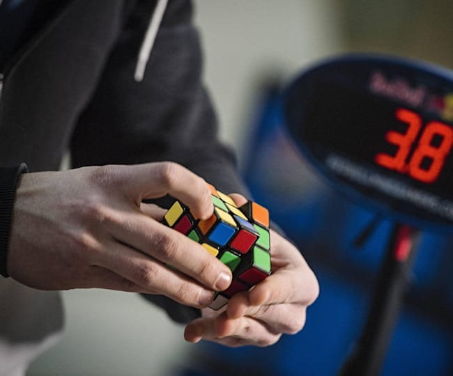 Learn how to solve the Rubik's Cube