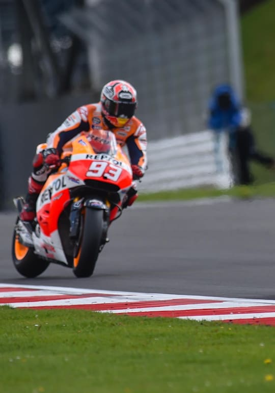 Motogp Race Report Quotes And Facts From Silverstone