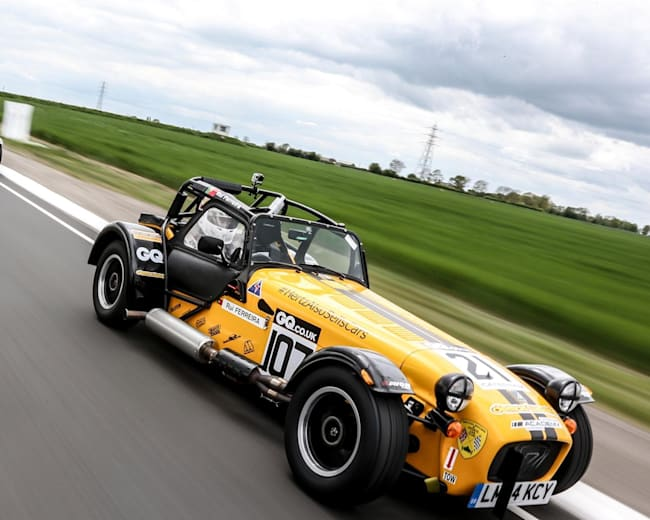 Caterham Academy is all-inclusive
