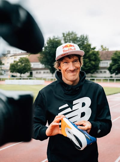 Sebi Kienle blickt bereits auf den Start des Ironman auf Hawaii.