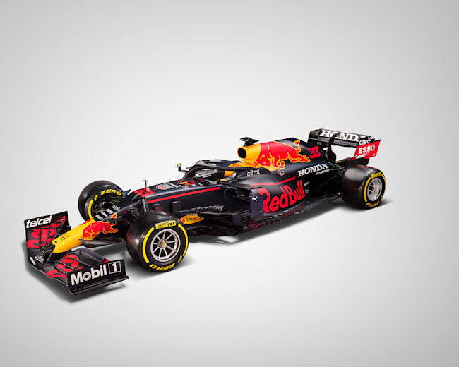 RB16B Unveiled