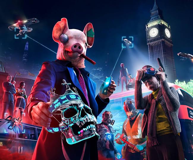 W Watch Dogs: Legion wcielisz się w dowolnego mieszkańca Londynu!