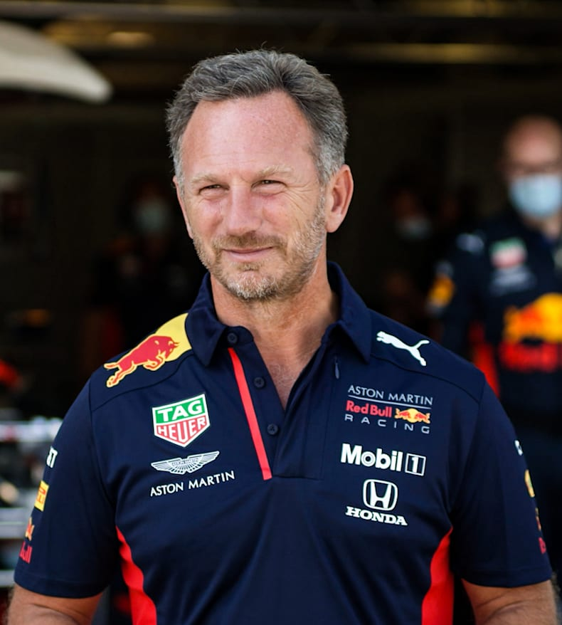 Christian Horner: Red Bull Basement Sessions lecture