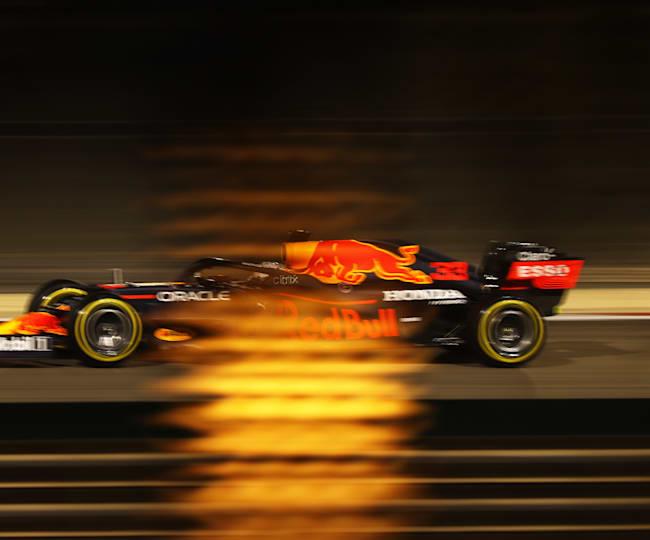 Max Verstappen beim Saisonstart 2021 in Bahrain