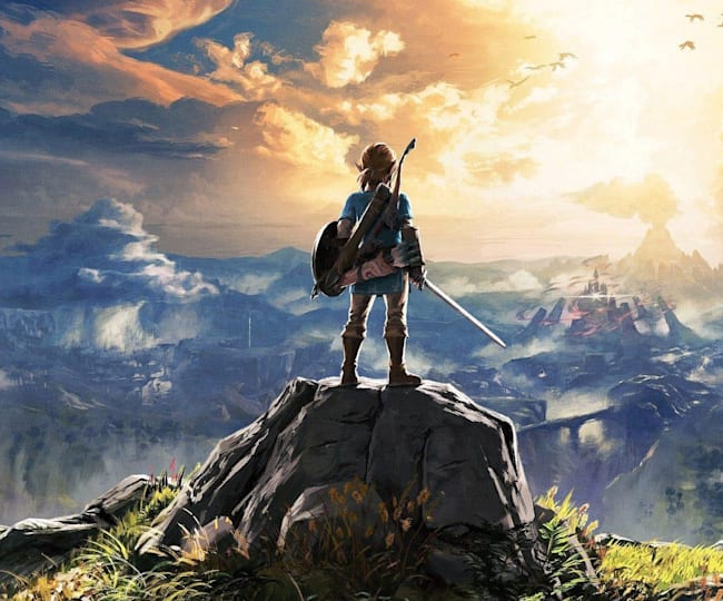 Get lost in Breath of the Wild