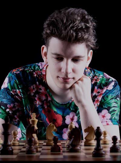 Jan-Krzysztof Duda za swój cel stawia sobie tytuł mistrza świata w szachach