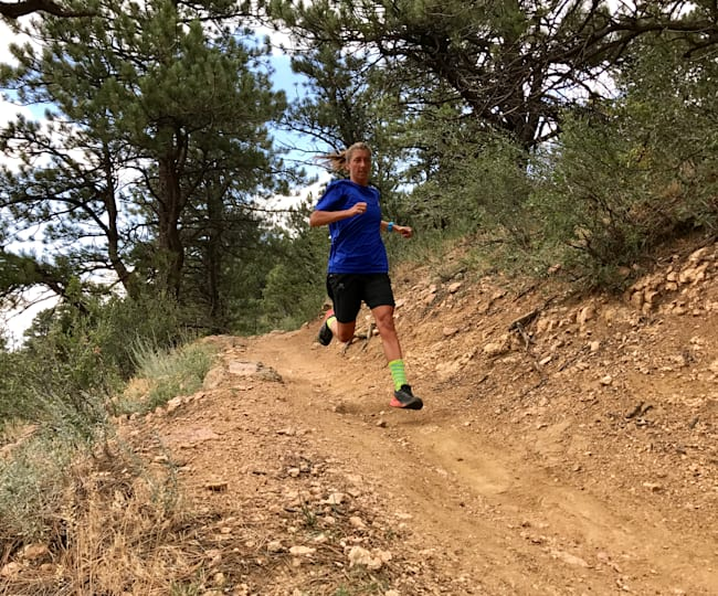 Courtney Daulwater has quickly became an ultrarunning icon