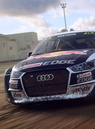 Beat the competition in DiRT Rally 2.0