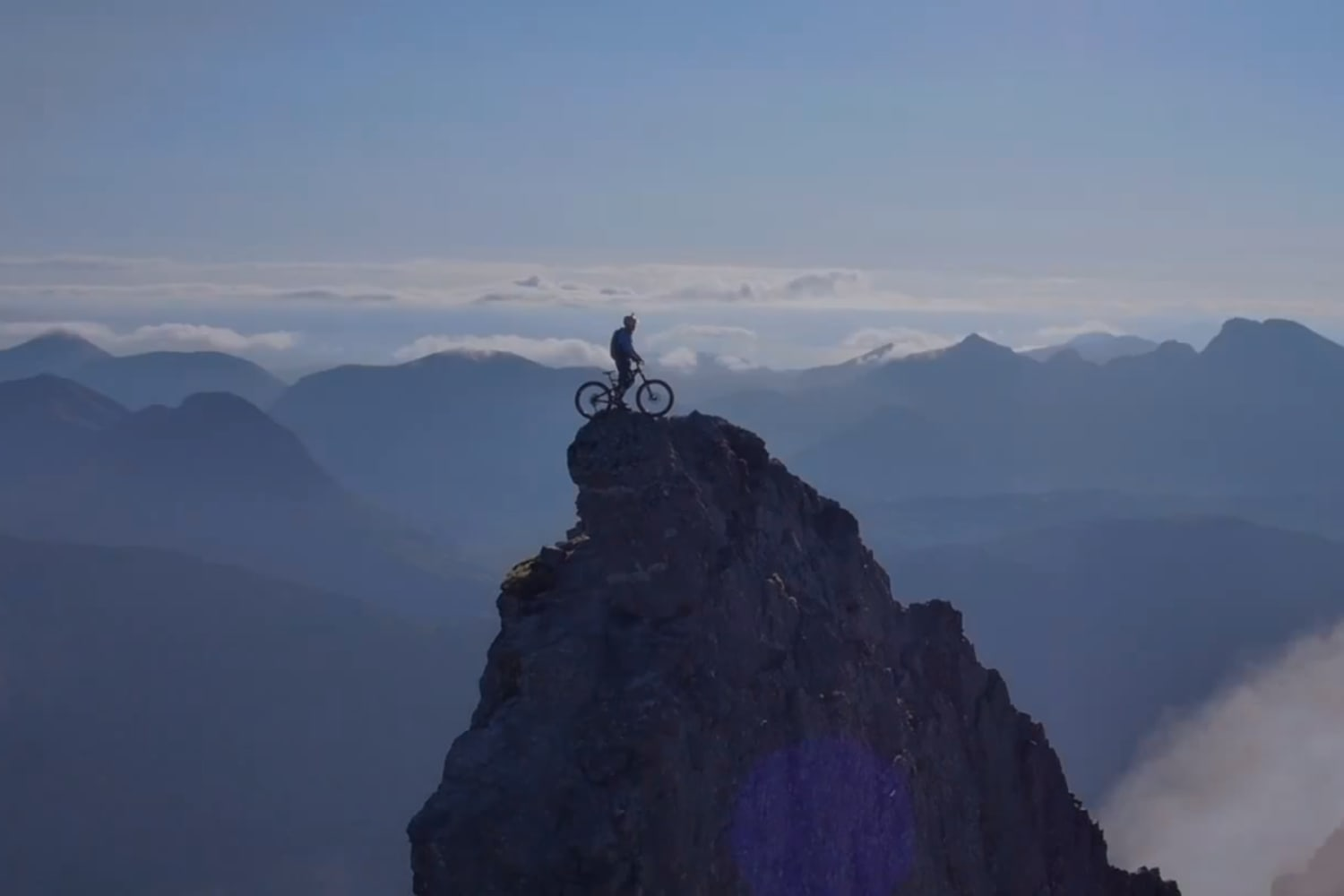 How 2014's Coolest Mountain Bike Film Was Made