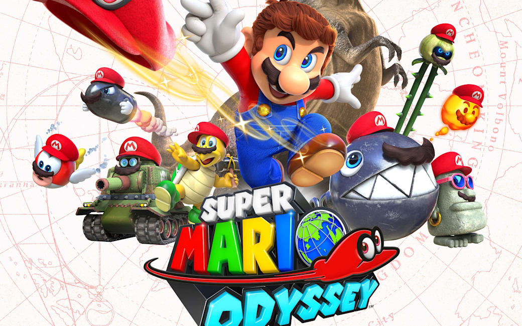 Super Mario Odyssey tips   Red Bull Games