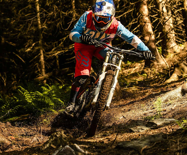 How to build MTB fitness this winter